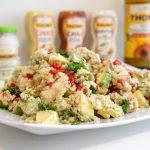Biancas Blog kocht: Quinoa-Hähnchen-Salat