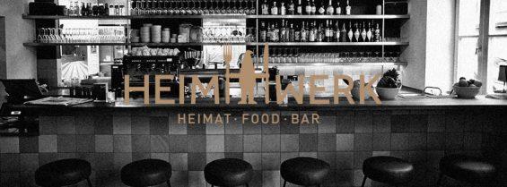 HeimWerk Schwabing - Die Bar