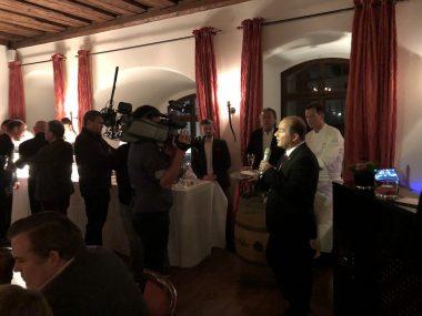 Bacchinale Hotel Burg Wernberg Bacchinale 2017 Bacchinale 2018 - 34