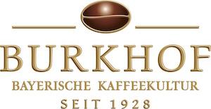 Burkhof Kaffee Manufaktur Sauerlach Logo 4