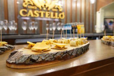 Castello Kaese Castello Sensations Tour 2