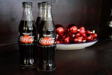 Coca-Cola Zuckerfrei Backen - -9