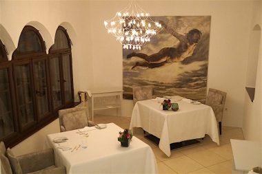 Gourmet-Restaurant Kastell Hotel Burg Wernberg 3