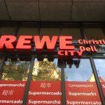 REWE City am Hauptbahnhof – es gibt viel neues!