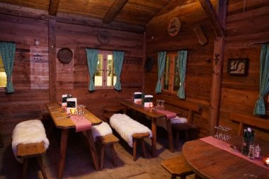 The Hut - die Alm Winteralm im Le Meridien 15