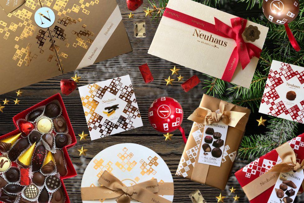 Neuhaus Weihnachtssortiment Titelbild
