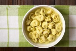 Zibibbo italienische Genussbox Tortellini