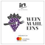 Wein Mahl Eins Logo
