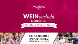 Vicampo Weinmesse Muenchen 1