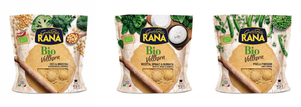 Rana Bio Ravioli neue Sorten Giovanni Rana 21