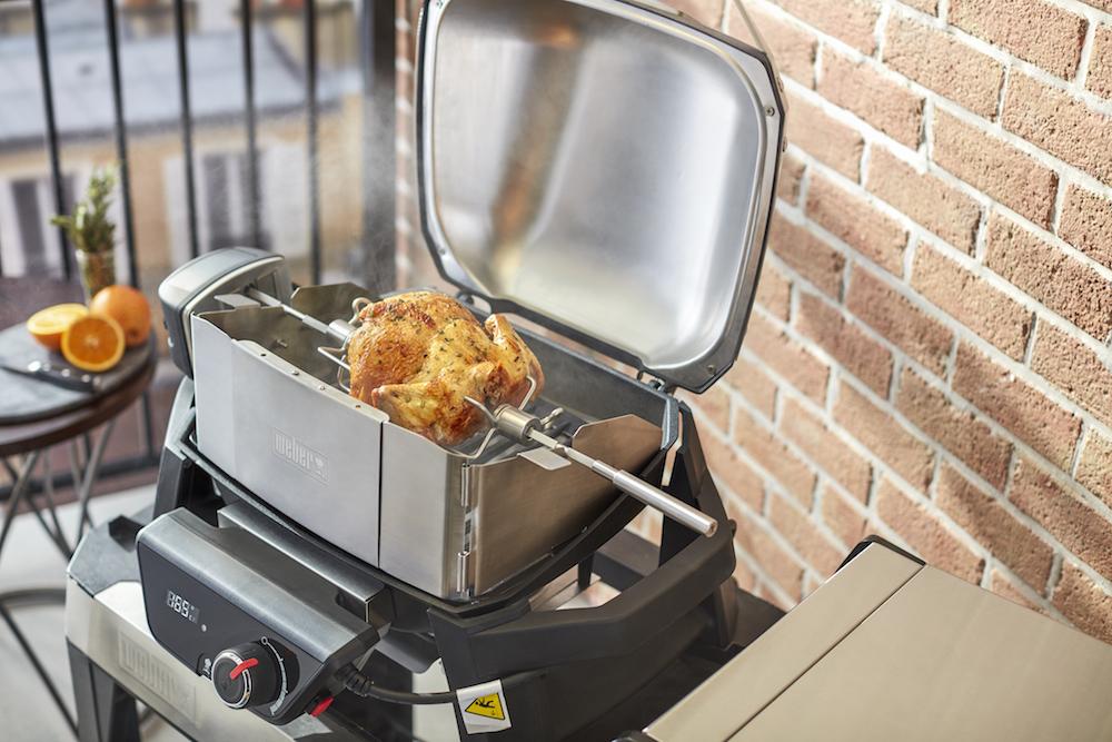 Weber Elektrogrill Indirekt Grillen : Weber grill pulse: die neue elekrogrill serie von weberbiancas blog