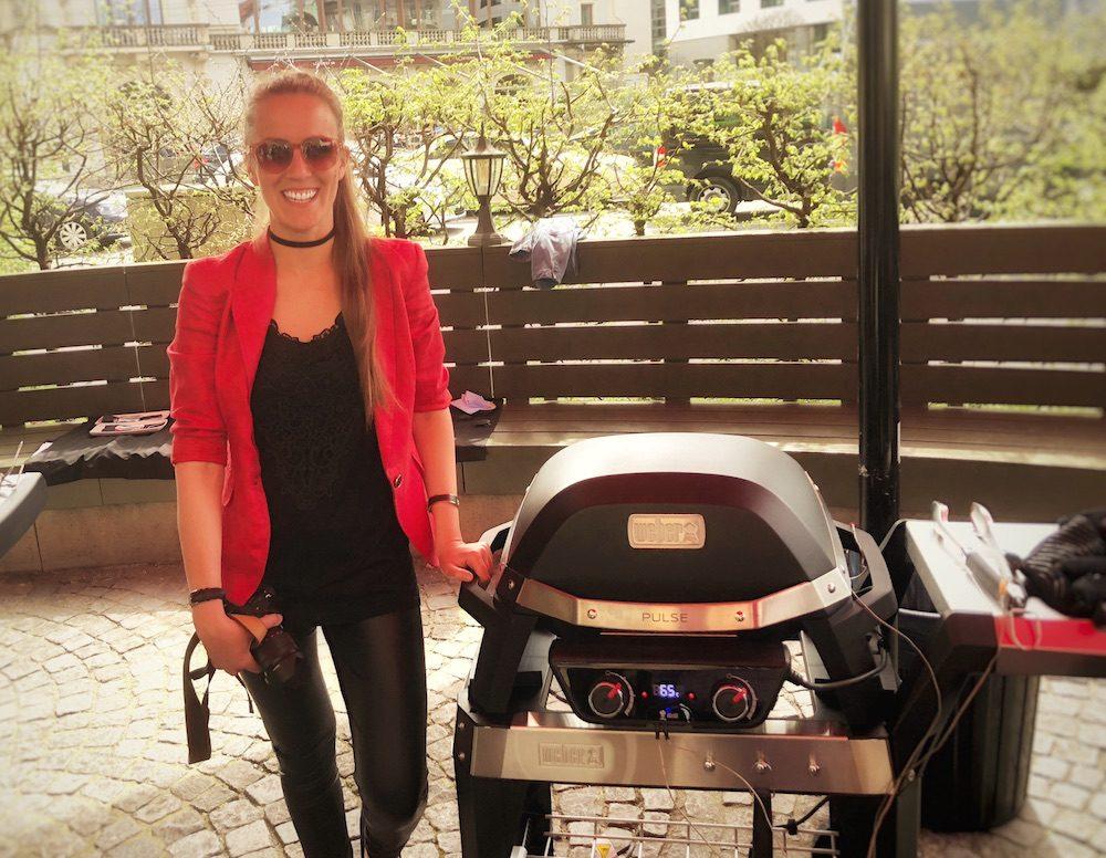 Grillen Mit Elektrogrill Von Weber : Weber grill pulse die neue elekrogrill serie von weberbiancas