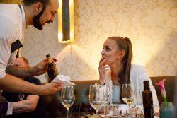 Weinmahleins im Restaurant Sophia's im The Charles Hotel