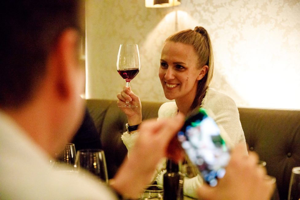Weinmahleins April 2018 Weinmahleins im Restaurant Sophia's im The Charles Hotel