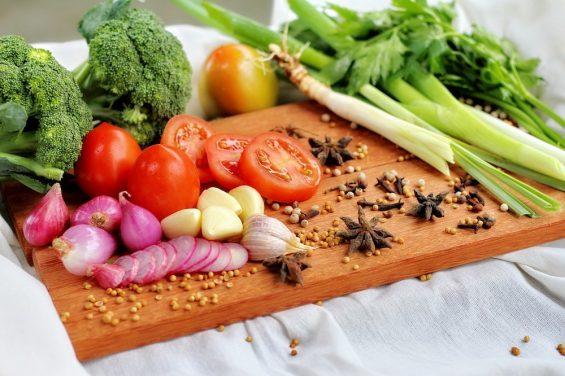 Gesunde Ernährung im Alltag Essen Kochen Einkaufen 1