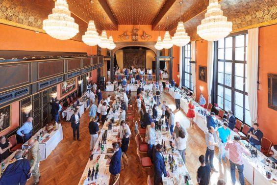 Gourmet's Italia WineHunter Kuenstlerhaus Muenchen 1