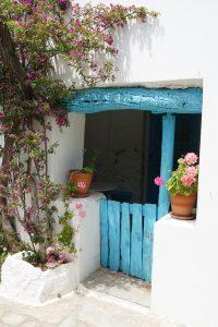Kleine Gässchen und verstecke Häuser