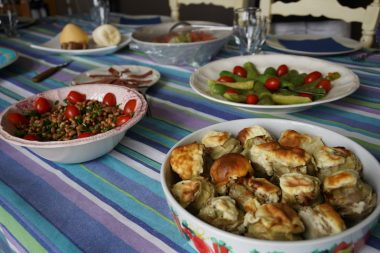 Tinos Griechenland Tinos Food Festival Bericht - -97