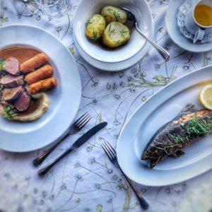 Essen am Tegernsee Freihaus Brenner Bad Wiessee