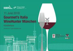 Gourmets Italia WineHunter Kuenstlerhaus Muenchen 15