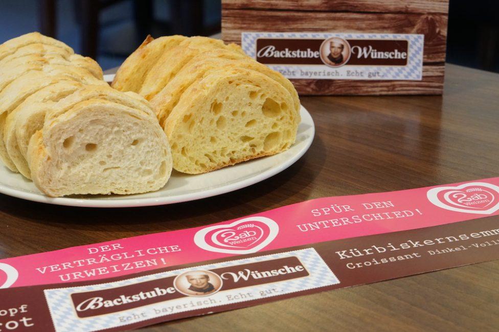 2ab-Weizen Urweizen Glutenfreies Brot 5