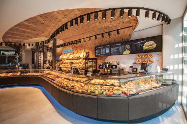 Rischart am Marienplatz Cafe 1