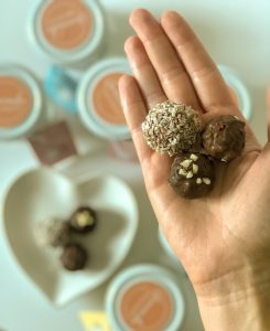 Yummedu Pralinen zuckerfreie Pralinen -25