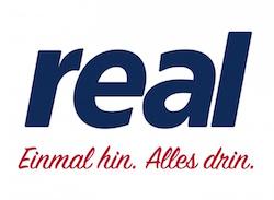 real Lebensmittelshop Logo