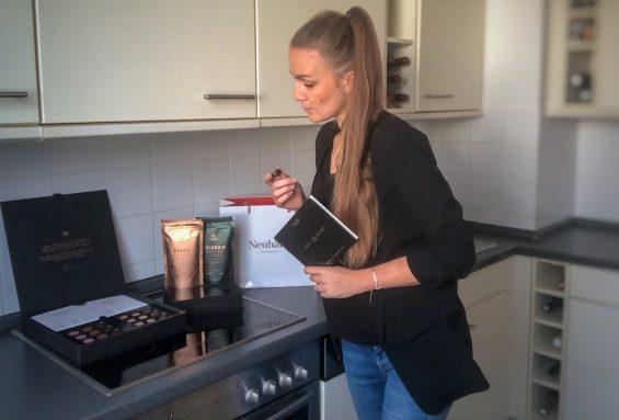 Neuhaus Coffee & Pralines