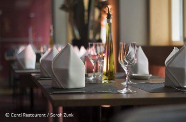 Thanksgiving im Restaurant Conti Priceless Munich Mastercard 2
