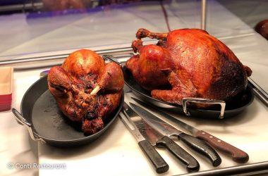 Thanksgiving im Restaurant Conti Priceless Munich Mastercard 5