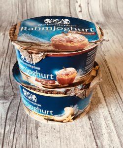 Weihenstephan Rahmjoghurt Wintersorten 2018 Bratapfel Vanillekipferl 2