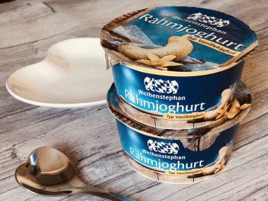 Weihenstephan Rahmjoghurt Wintersorten 2018 Bratapfel Vanillekipferl 3