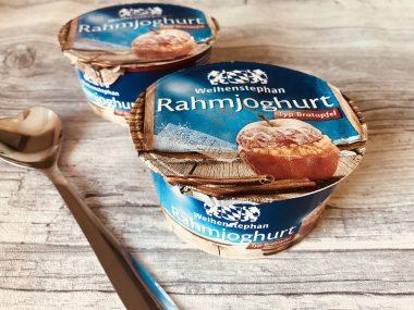 Weihenstephan Rahmjoghurt Wintersorten 2018 Bratapfel Vanillekipferl 4