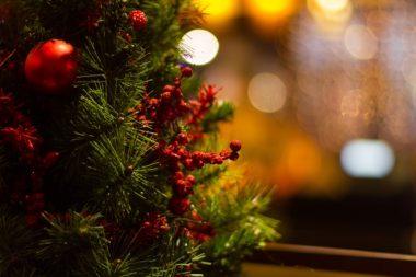 Hard Rock Cafe Muenchen Weihnachten feiern Weihnachtsmenue