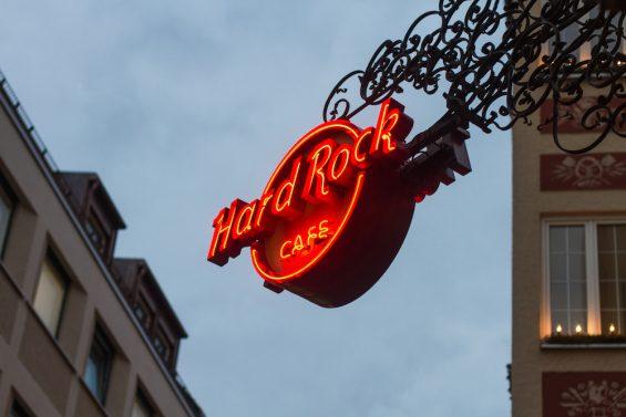 Hard Rock Cafe München Weihnachten feiern Weihnachtsmenue 6