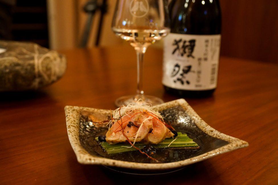Sushiya Sansaro Sushi Event Sake Tasting -13-2