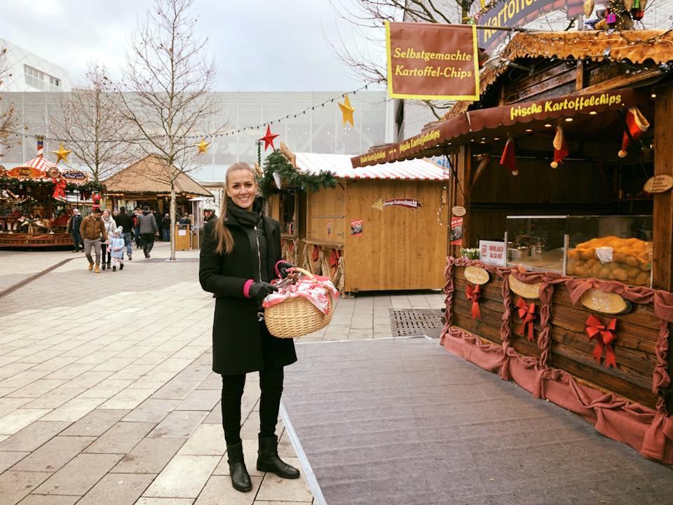 Weihnachtsdorf - Pasing Arcaden