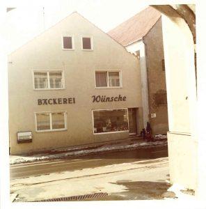 Backstube Wuensche Baeckerei Gaimersheim 2
