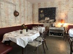 Marais Soir franzoesisches Restaurant Westend 311