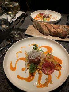 Marais Soir franzoesisches Restaurant Westend 952