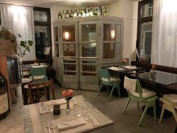 Marais Soir franzoesisches Restaurant Westend 986