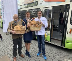 Brotmarkt am Viktualienmarkt Rischart 2019