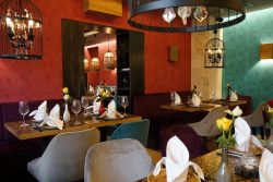 annam Grill Restaurant Goehteplatz 1