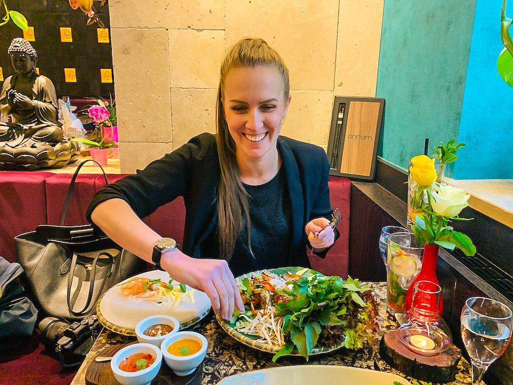 Annam Grill am Goehteplatz: authentisch vietnamesische KücheBiancas Blog