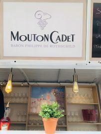 Mouton Cadet Rose Wein4135