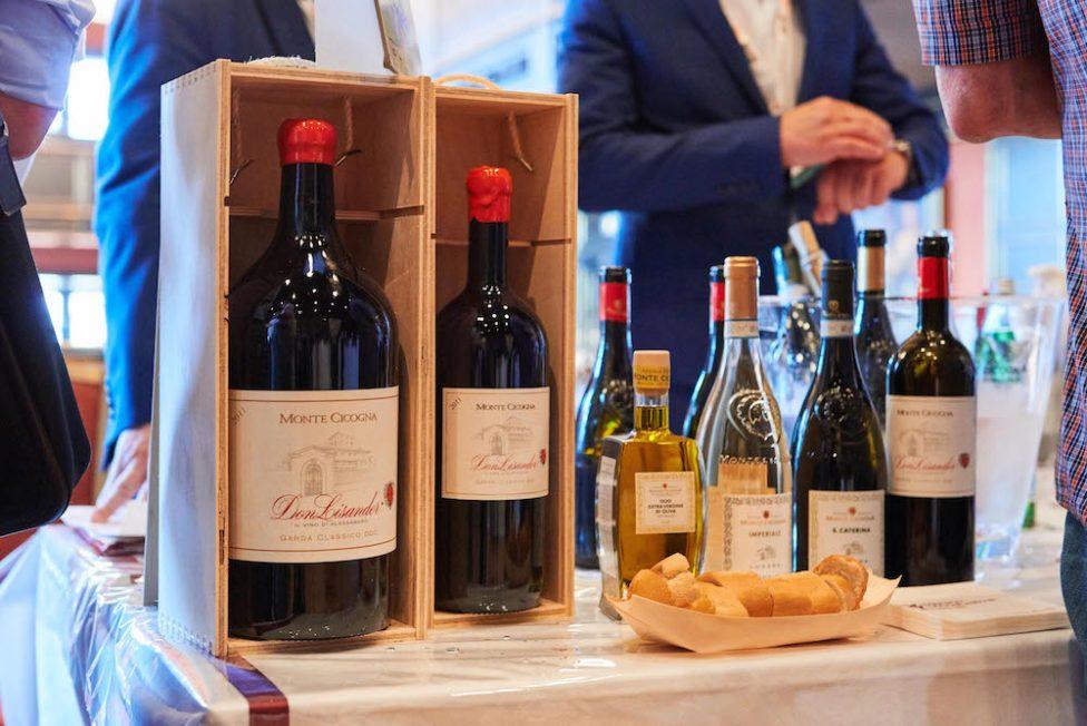 WineHunter Muenchen Event Gourmets Italia