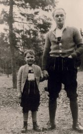 Rischart Baeckerei Geschichte - 1950 ca Franz Müller und Gerhard