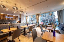 Rischart Baeckerei Geschichte - Café Marienplatz nach Umbau 2018