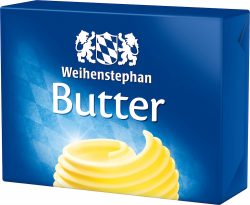 Weihenstephan Butter Backen WST_Butter 125g